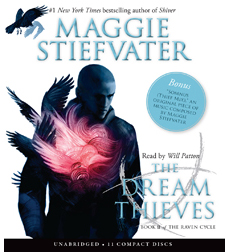 Raven Cycle, The Book 2: Dream Thieves, The - TR