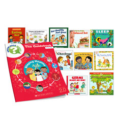 Knowledge Quest! Read-Aloud Collection: Staying Healthy