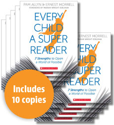 Every Child a Super Reader (10-copy pack)