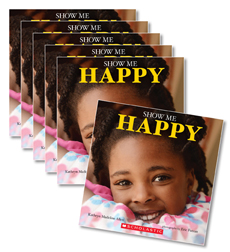 Guided Reading Set: Level F - Show Me Happy