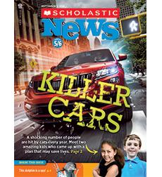 Scholastic News Grade 56 By