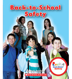 Rookie Read-About® Safety: Back-to-School Safety