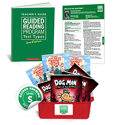 Guided Reading Text Types: Level S