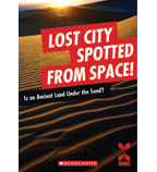 Xbooks—Strange: Lost City Spotted from Space!