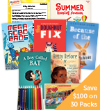 Summer Grade 5 Fiction Classroom Set