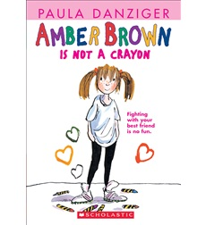 Amber Brown Is Not a Crayon 9780590458993
