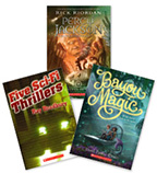 CLEARANCE: Super Fiction Library Grades 7-9