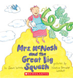 Mrs. McNosh and the Great Big Squash
