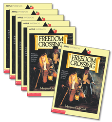 Guided Reading Set: Level R – Freedom Crossing
