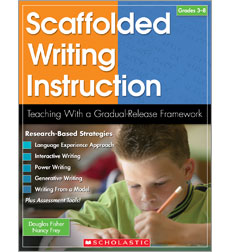 scaffolded essay Strategy 1: scaffolding a course, unit, or project around the pre-writing, writing, revision cycle you can get students actively engaged in thinking about the material of the course as well as about their writing processes by creating a sequence of assignments that build on each other and culminate in a polished essay (or.