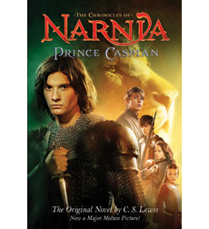 The Chronicles of Narnia: Prince Caspian 9780545109994