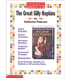 Literature guide the great gilly hopkins by literature guide the great gilly hopkins fandeluxe Choice Image
