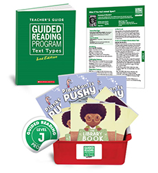 Guided Reading Text Types: Level J