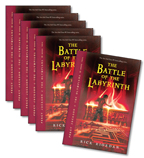 Guided Reading Set: Level W – The Battle of the Labyrinth
