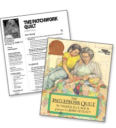 Patchwork Quilt - Literacy Fun Pack Express 9780545493994
