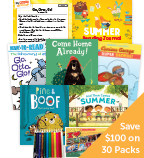Summer Grade K Fiction Classroom Set