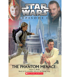 Star Wars: The Phantom Menace 9780590010894