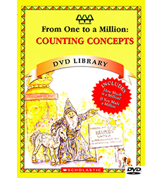 From One To A Million:Counting Concepts