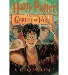 Harry Potter and the Goblet of Fire 9780439139595