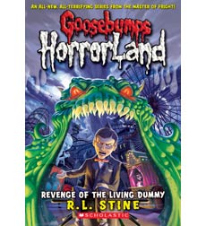 Goosebumps HorrorLand #01: Revenge of the Living Dummy