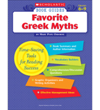 Scholastic Book Guides: Favorite Greek Myths