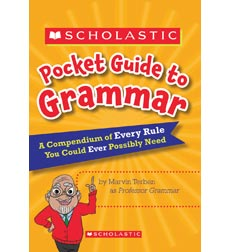 Scholastic Pocket Guide to Grammar