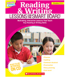 Reading & Writing Lessons for the SMART Board™: Grades 2–3