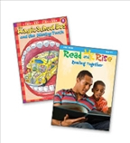 Read & Rise Reading Together Take–Home Pack Ages 6–7 – Pack B