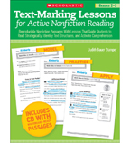 Text-Marking Lessons for Active Nonfiction Reading: Grades 2–3