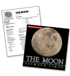 The Moon - Literacy Fun Pack Express