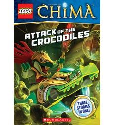 LEGO® Legends of Chima: Attack of the Crocodiles