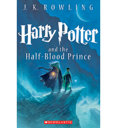 Harry Potter and the Half-Blood Prince 9780545582995
