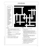 Boy Who Dared, The - Activity Sheet