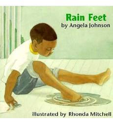 Joshua Board Books: Rain Feet