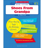 Scholastic Book Guides: Shoes from Grandpa