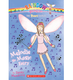 Rainbow Magic—The Party Fairies: Melodie the Music fairy