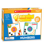 Numbers Learning Puzzles
