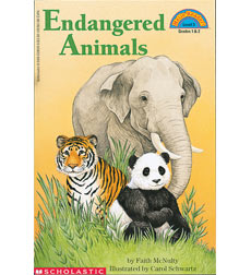 Hello Reader!® Level 3: Endangered Animals