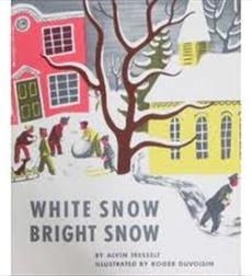 White Snow, Bright Snow 9780590409896