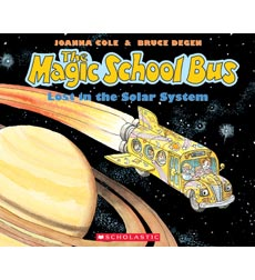 The Magic School Bus® Lost in the Solar System