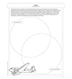 Flygirl - Activity Sheet