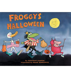 Froggy Books: Froggy's Halloween