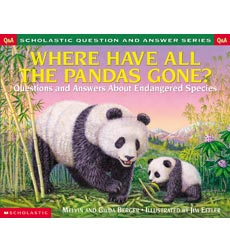 Scholastic Q & A: Where Have All the Pandas Gone?