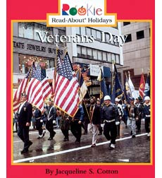 Rookie Read-About® Holidays: Veterans Day