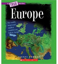A True Book-Geography: Continents: Europe