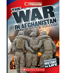 Cornerstones of Freedom™—Third Series: The War in Afghanistan