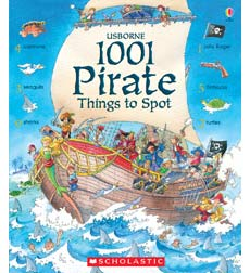 1001 Things to Spot: 1001 Pirate Things to Spot