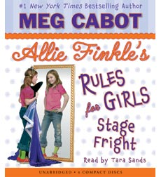 Allie Finkle's Rules for Girls Book Four: Stage Fright
