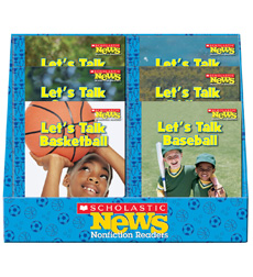 Scholastic News Nonfiction Readers: Sports Talk