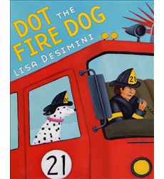 Dot The Fire Dog